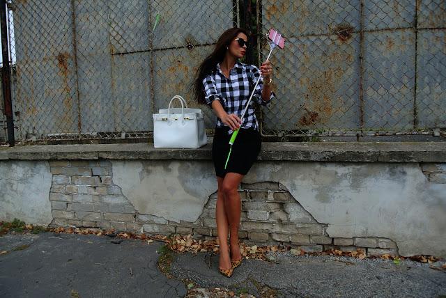 Moje Selfie Tyč.cz – módní bloggerka