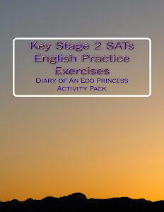 Key Stage 2 English Practise Exercises