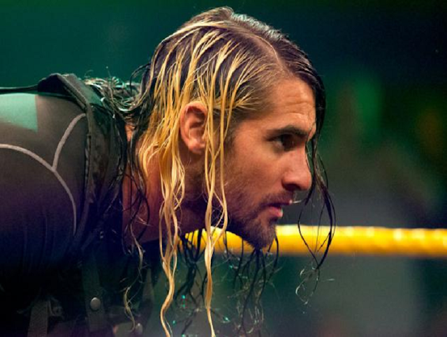 Seth Rollins Hd Free Wallpapers