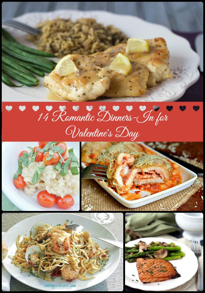 Start planning that Valentine's Day dinner now