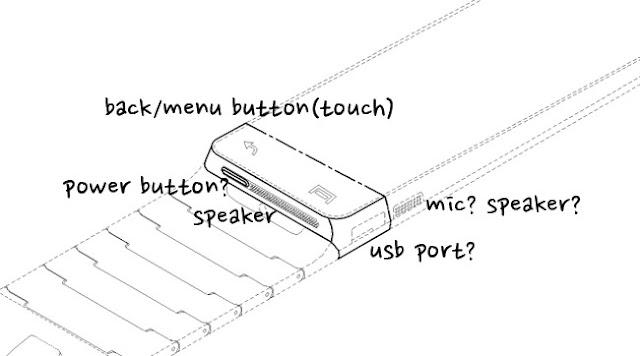 Samsung Galaxy Gear patent