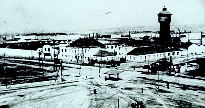 Zbrojovka Ing. F. Janeček, Praha-Nusle II