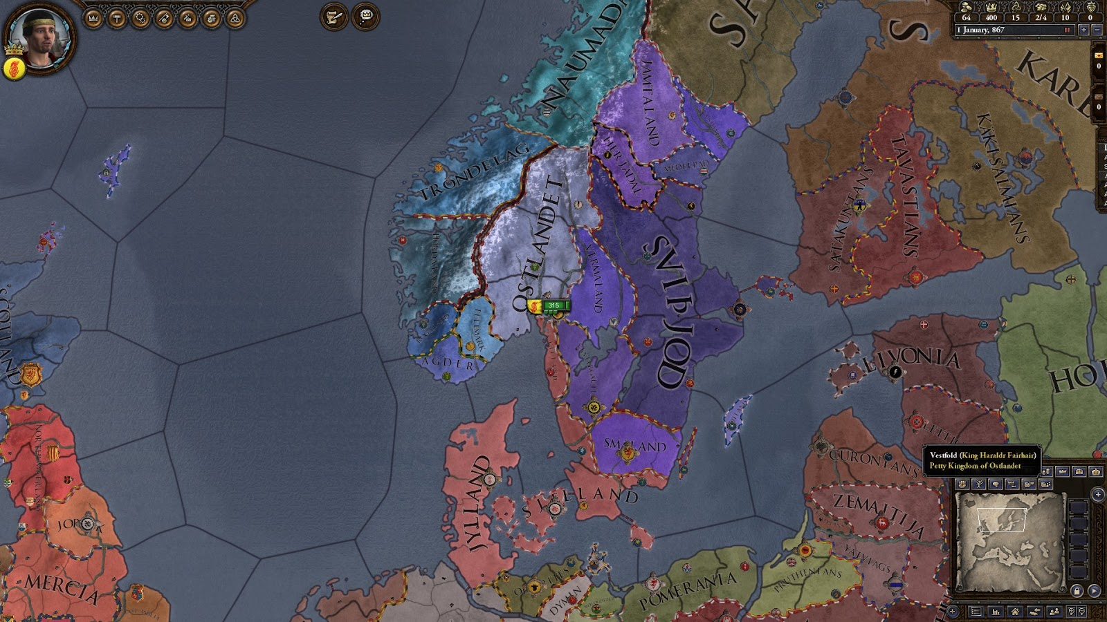 how to change religion in crusader kings 2