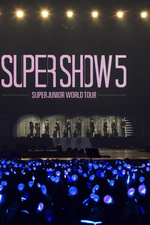 japan concert, super show, Superjunior, Tokyo Dome, TV Report