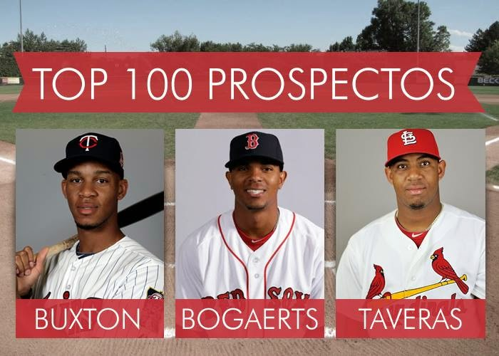 Top 100 prospectos do beisebol