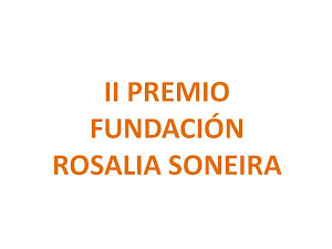 Premio Rosalía Soneira