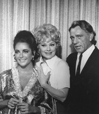 a trip down memory lane elizabeth taylor and lucille ball