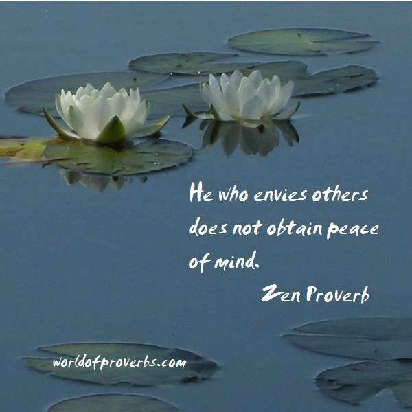 Peace Of Mind Quotes And Sayings Quotesgram