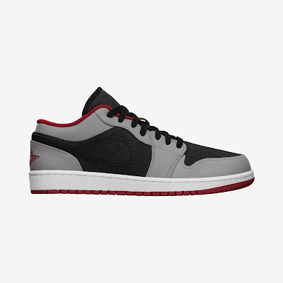 Air Jordan 1 Low Men's Shoe # 553558-004