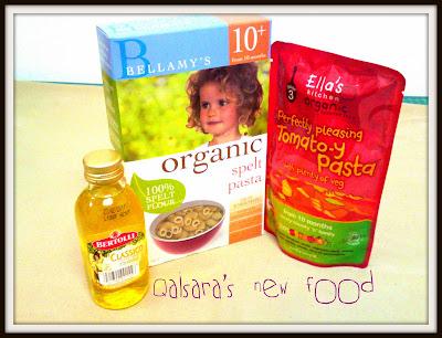 Baby Organic Spelt Pasta...