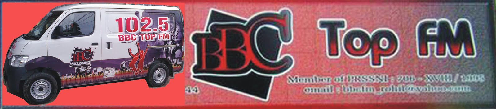 RADIO BBC 102.5 FM BAGAN BATU