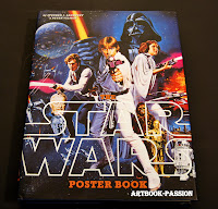 STAR WARS - THE POSTER BOOK DSC_0129