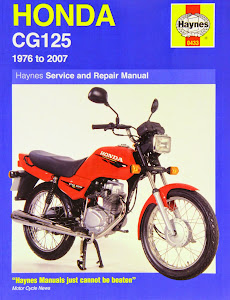 Honda CG 125 workshop manual