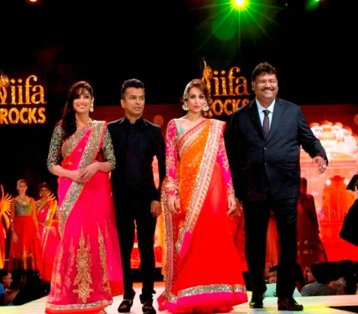 Vishal fashions iifa saree 2014, iifa saree collection 2014