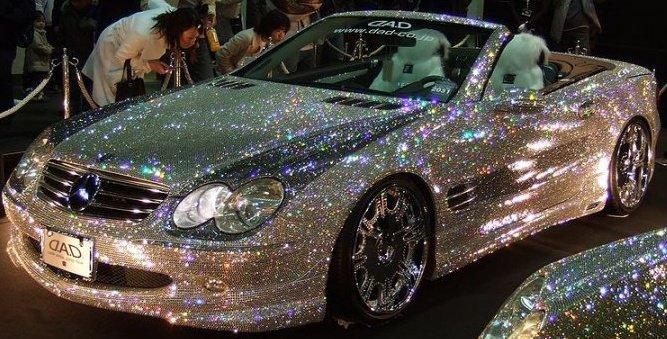 Lexi In The City My Dream Car