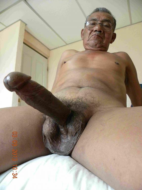 Old big dick gay