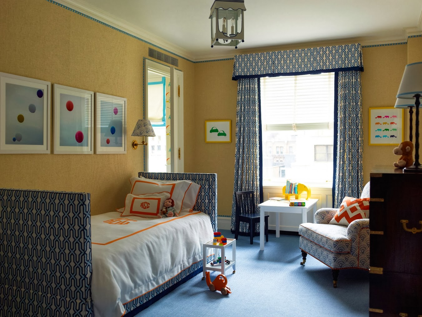 The glam pad a posh park avenue duplex by ashley whittaker for Posh bedroom designs