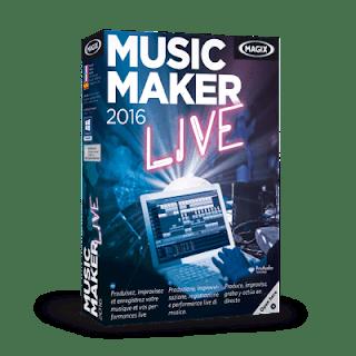 Magix Music Maker 2016 Live (Sorteo) Music-maker-live-2016-es-400