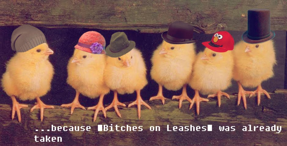 Chicks with Hats