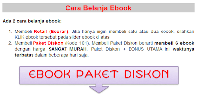 cara berbelanja ebook komputer di Qbok Media Group