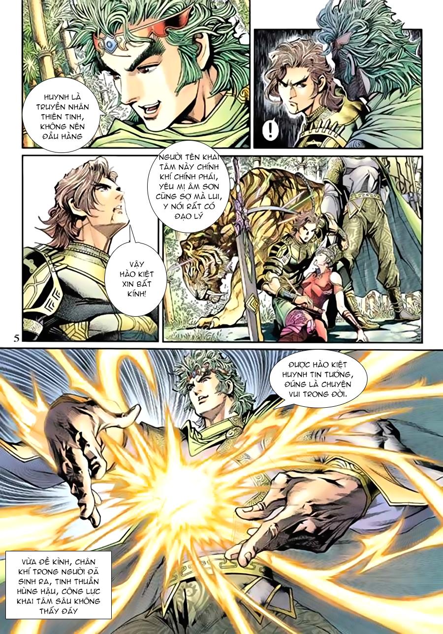 Thần binh huyền kỳ 3 - 3.5 Chapter 78 - Hamtruyen.vn