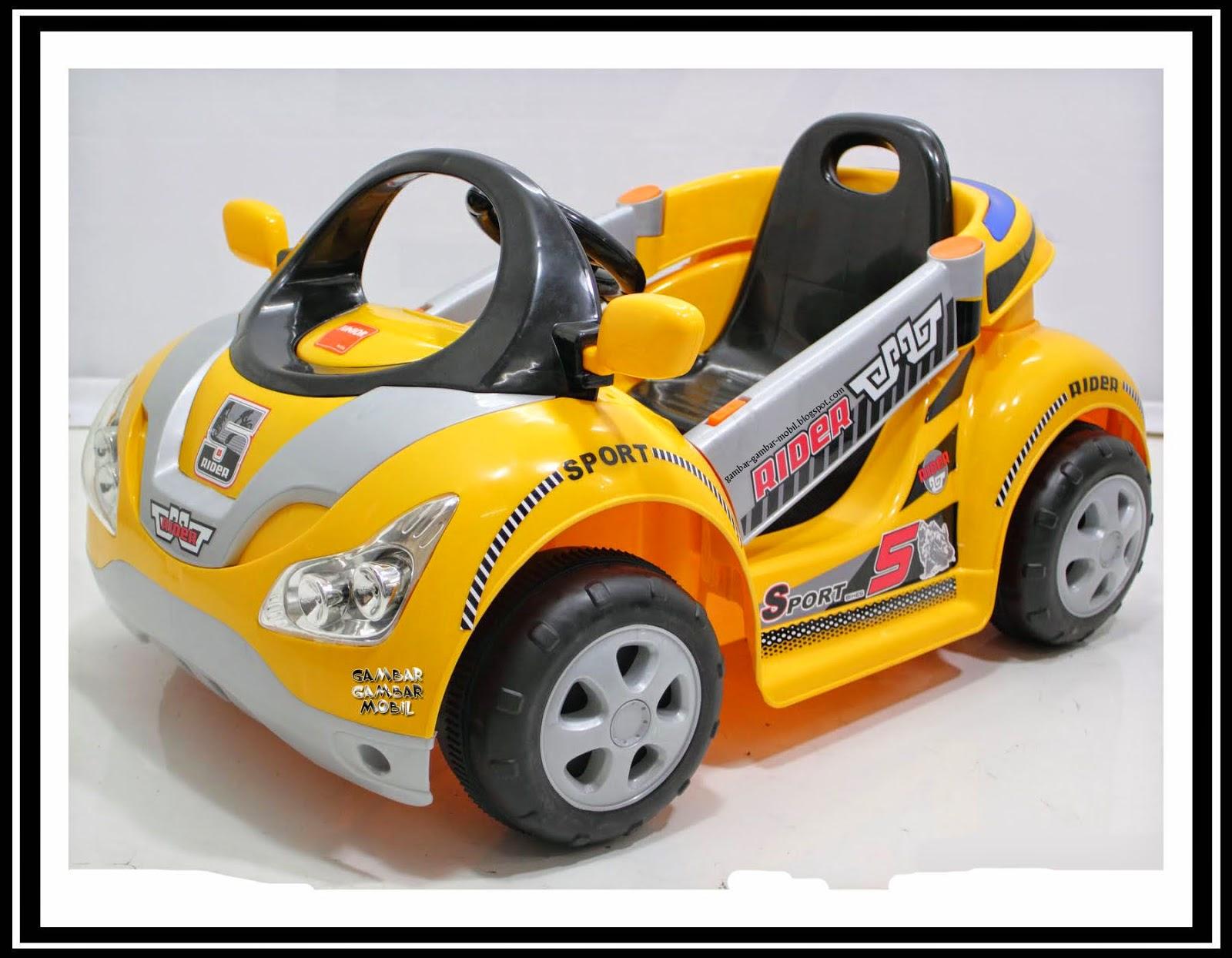 Foto Mobil Mainan Terbaru