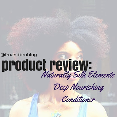 Naturally Silk Elements Deep Nourishing Conditioner