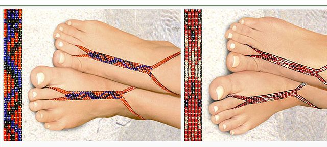 Trends Foot Jewelry