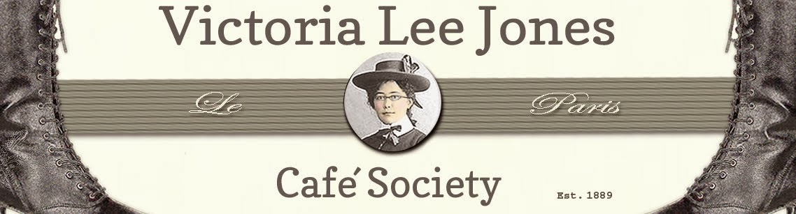 Victoria Lee Jones Café Society Articles