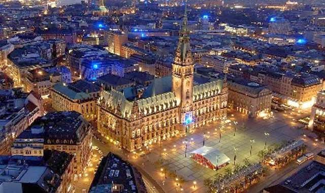 Kota Hamburg