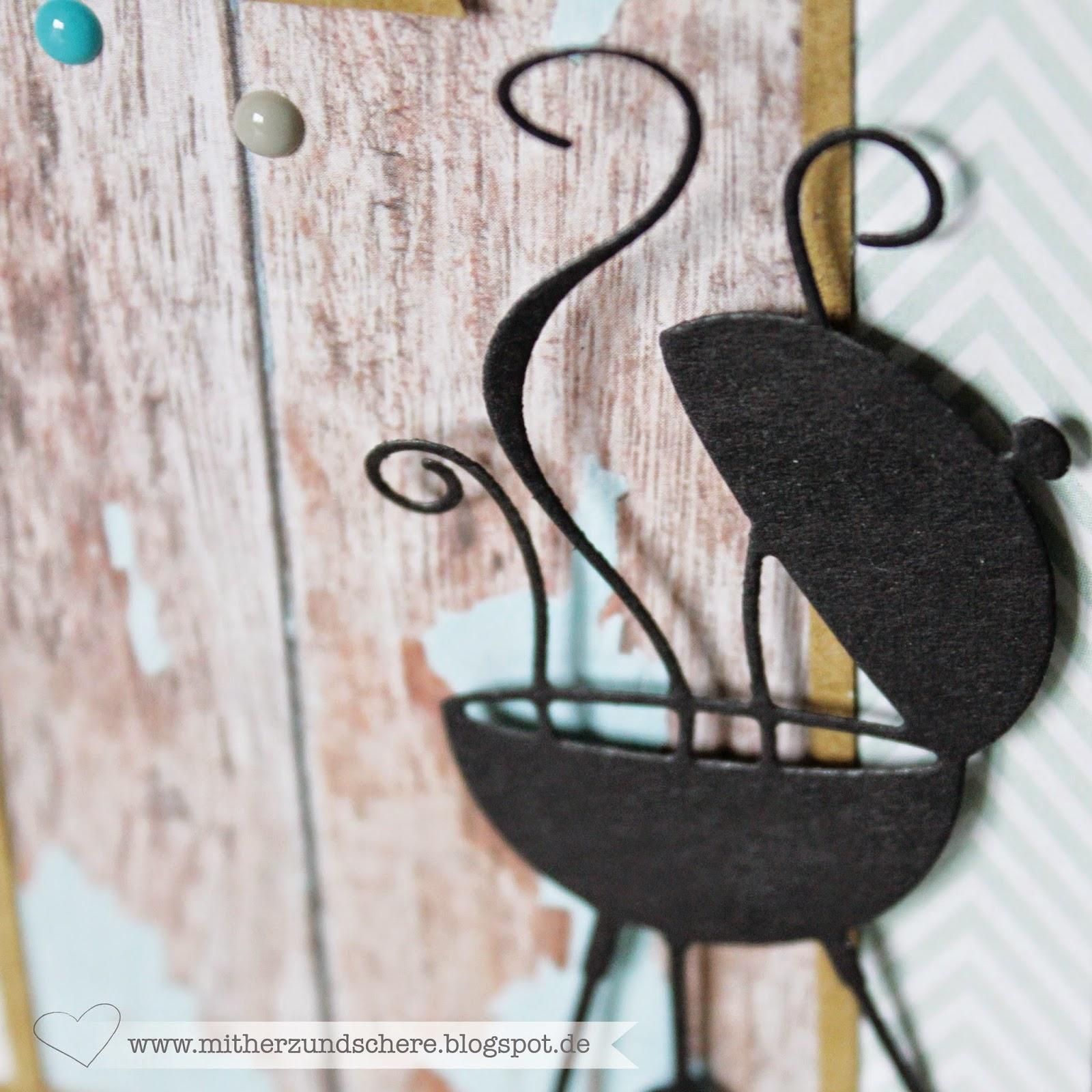 mit herz und schere grill royal. Black Bedroom Furniture Sets. Home Design Ideas