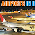 Static Tablets: Airports in India