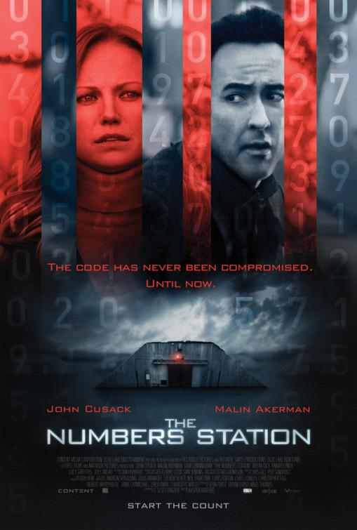 Ver The Numbers Station (Estación De Números) (2013) Online