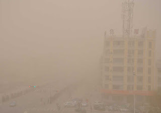 """Gansu_sandstorm_china_image_natural_disasters_in_china"""