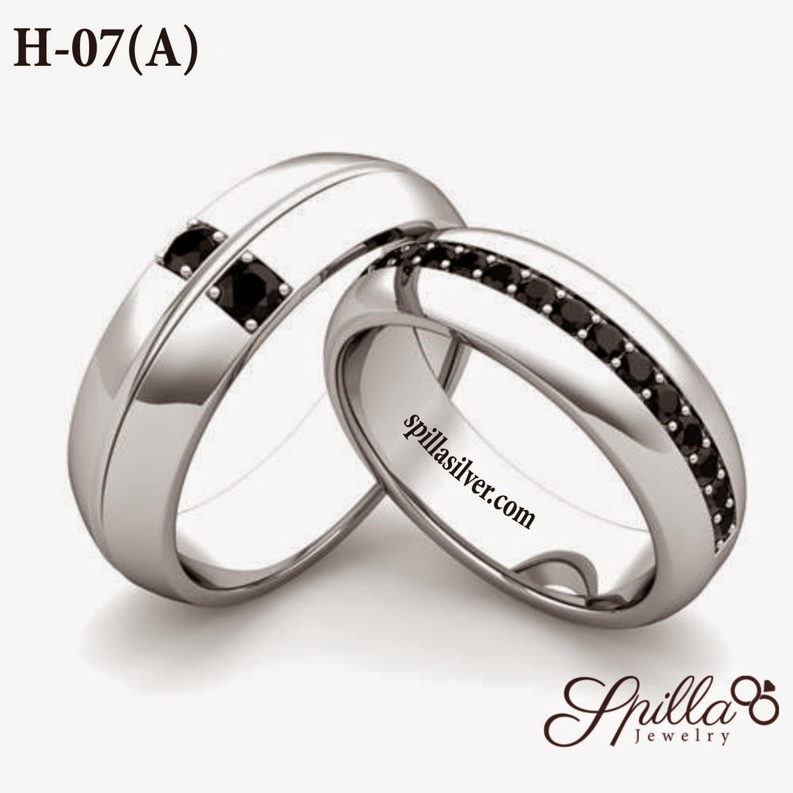 Cincin Couple Elegan H-07(A)