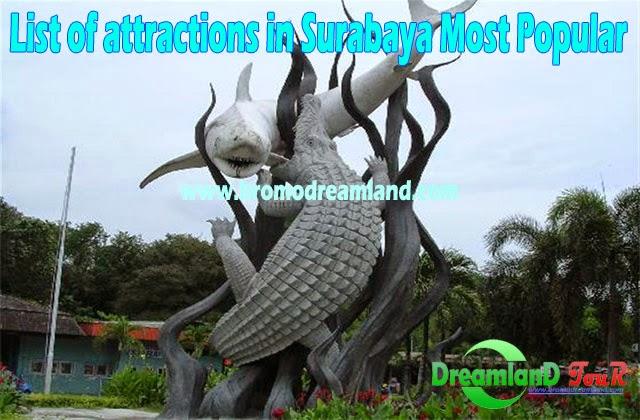 List of attractions in Surabaya Most Popular