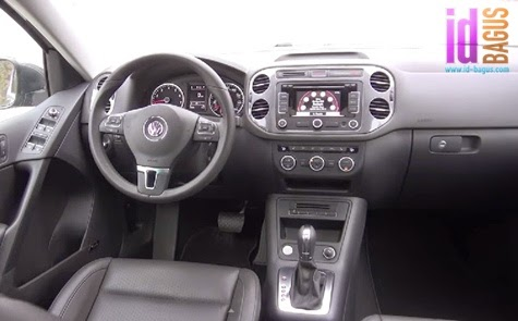 Dasbord Volkswagen Tiguan