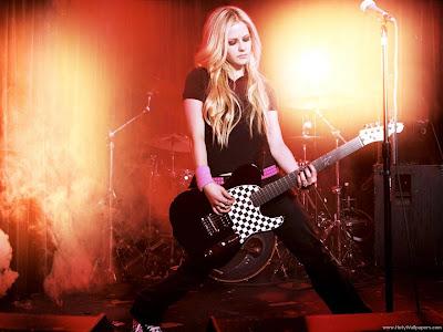 Avril Lavigne American Singer