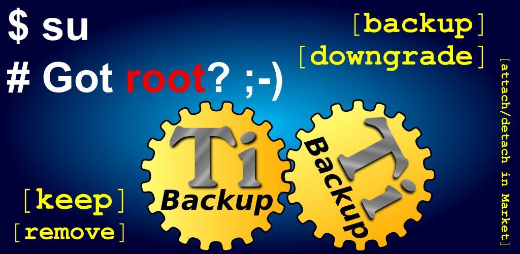 [Android] Titanium Backup Pro v6.2.0 Final, la migliore app per effettuare backup su Android!