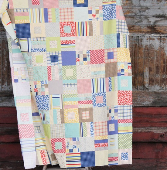 Seaside Bed Quilt | Cluck Cluck Sew : seaside quilt - Adamdwight.com
