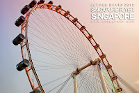Singapore Flyer, MOA Eye, Ferris Wheel, Largest Ferris Wheel, Tour