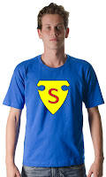 Camiseta Superman Original 1938