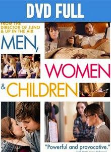 Hombres, mujeres y niños DVD Full Latino 2014