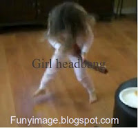 girl headbanging to camelot
