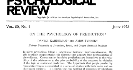 "psychology prediction essay Prior to beginning work on this discussion, read the grenyer & lewis (2012) ""prevalence, prediction, and prevention of psychologist misconduct"" article and the."