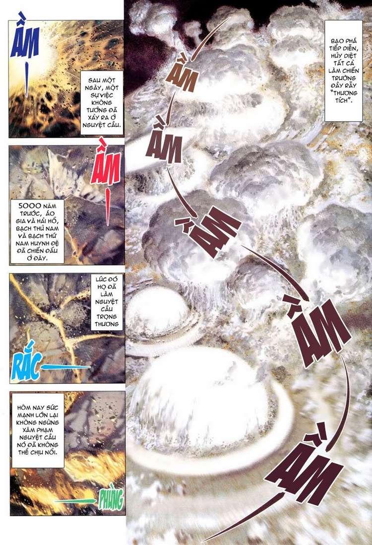 Võ Thần chap 300 - Trang 21