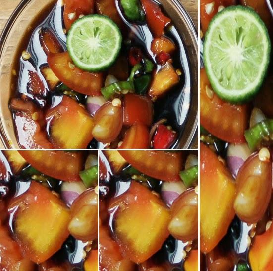 Resep Sambal Kecap Pedas Buat Aneka Menu Aneka Resep Masakan Nusantara