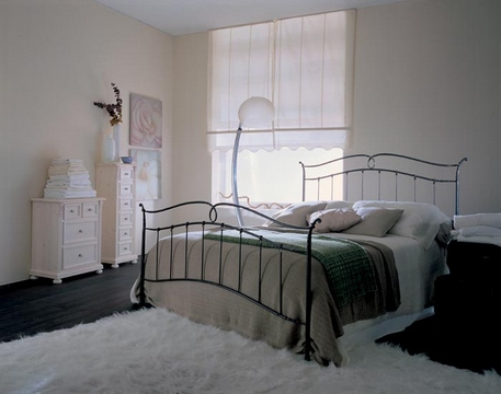 [A nice and graceful bedroom]