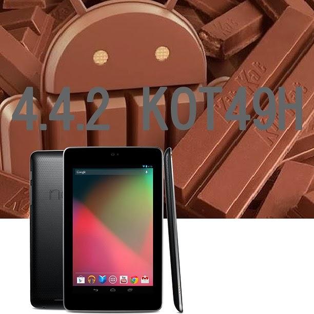 Nexus 7 Android 4.2