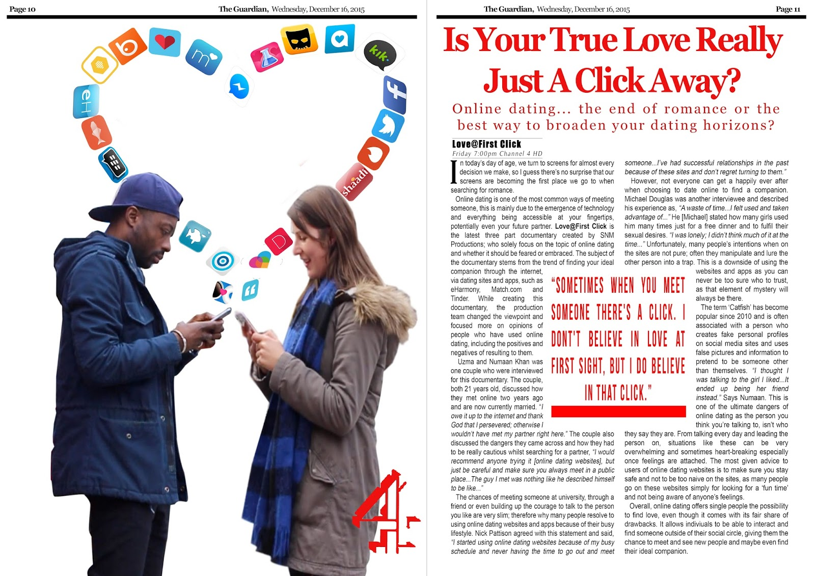 anyone tried online dating 80% of americans who have used online dating agree that online dating is a good way to meet people [12] 61% of adults who have tried online dating agree that it is easier and more efficient than other ways of meeting people.